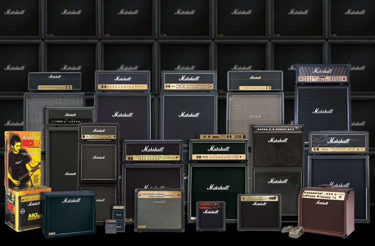 Marshall Amps | Qutee